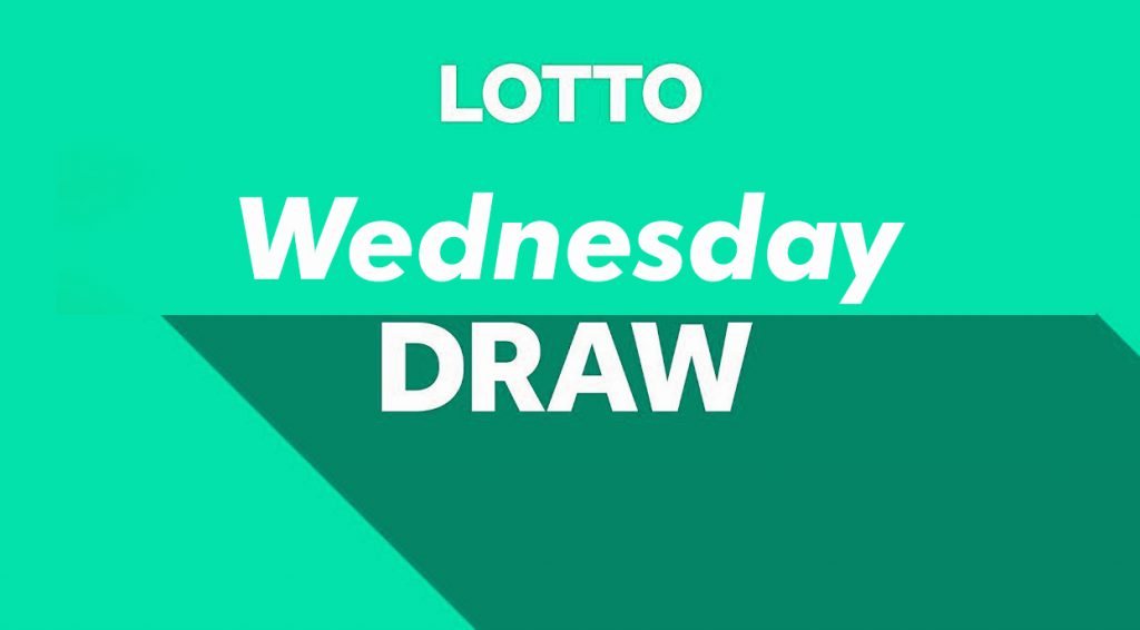Lotto results Wednesday